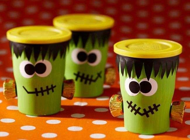 Conosciuto Un'idea per Halloween! - Lavoretto creativo - Tate Stelline WE04